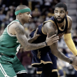 Cleveland Cavaliers trade Kyrie Irving to the Boston Celtics in a package that involves Isaiah Thomas