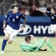 Bernardeschi decide, Itália bate Alemanha e se garante na semifinal do Europeu Sub-21
