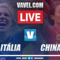 Gols e melhores momentos Itália 2x0 China pela Copa do Mundo Feminina