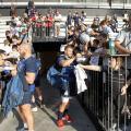 Italrugby - Presentati i test match e la prima maglia della nazionale