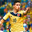 James Rodríguez hoping to emulate Di María
