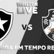 Botafogo x Vasco AO VIVO hoje (0-0)