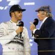 """Stewart critica Hamilton: """"Se te pagam € 35 milhões por ano, você deve fazer o que te pedem"""""""