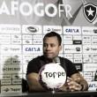 Jair lamenta performance do Botafogo após empate diante do Vasco