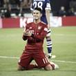 Com show de James, Bayern de Munique vence Schalke 04 e se mantém na ponta da Bundesliga