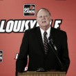 University of Louisville president James Ramsey steps down