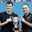 Bruno Soares e Murray batem franceses e levantam o troféu em Queen's