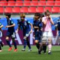 Japan 2-1 Scotland: Scots left feeling blue