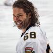 27 ans après ses débuts, Jaromir Jagr sera encore en NHL cette saison: Merci les Flames!