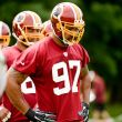 Jason Hatcher Will Make His Redskins Debut Saturday Against the Ravens