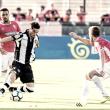 Morales desatasca el duelo ante el Murcia
