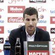 """Javi Gracia: """"En estos momentos nos duele mucho la derrota"""""""