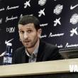 """Javi Gracia: """"Me siento capaz de puntuar y ganar ante cualquier rival"""""""