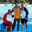 Javier Reja estrena el medallero español en Milán