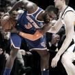 Los Knicks triunfan en suelo adversario