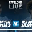 Olympique de Marseille x Red Bull Salzburg AO VIVO na Europa League (0-0)