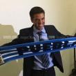 """Rafael """"Chiquis"""" García presentado como nuevo técnico del Club Puebla"""