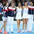 Fed Cup: France vs Italy Day Two Recap