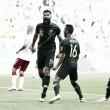 A pura emoción Dinamarca y Australia repartieron los puntos