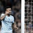 Gabriel Jesus marca, Ederson pega pênalti, e City derrota Napoli pela Champions