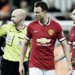 Jonny Evans maintains innocence over Papiss Cisse spitting controversy