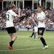 Peterborough United 1-3 Swansea City: McBurnie brace books Swans' spot in next round
