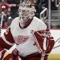 Jimmy Howard seguirá en Detroit una temporada más