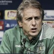 """Jorge Jesus """"Vitória de Setúbal ya dio indicios de ser un equipo difícil"""""""