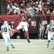 Un Matt Ryan y un Julio Jones históricos lideran a los Falcons