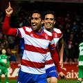 Montoro guía al Granada CF a un triunfo de líder