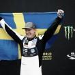 Johan Kristoffersson se torna campeão do Mundial de Rallycross após vitória na Letônia