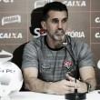 """Mancini elogia atuação do Vitória após bater a Ponte Preta: """"Foi competitivo"""""""