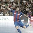 Resumen de la vigésimo novena jornada de la Liga Nacional de Fútbol Sala