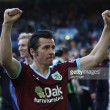 Dyche remains coy over second Turf Moor spell for Joey Barton