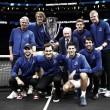 Europa vuelve a levantar la Laver Cup