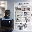 Lazio acerta contratação do lateral-esquerdo Jordan Lukaku