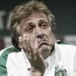 """Jorge Jesús: """"Si hubiese un vencedor sería el Sporting"""""""