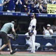 José Bautista makes graceful exit in possible final home game, leads Blue Jays to memorable victory over Yankees