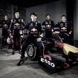 La nueva generación de pilotos del Red Bull Junior Team