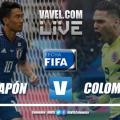 Japón vs Colombia en vivo y en directo online por partido amistoso
