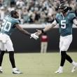 Categórico triunfo de los Jaguars sobre los Patriots
