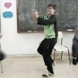 Los alumnos del CEIP Carlos Selma acogen a Bruno Soriano