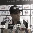 """Júnior Rocha enaltece empenho da equipe em busca do empate: """"Crescemos no segundo tempo"""""""