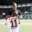 Schmid signs for Augsburg