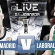 Resultado Real Madrid - Laboral Kutxa en Euroliga 2016 (68-77)