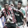 Em fases opostas na temporada, São Paulo defende tabu diante do Palmeiras no Choque-Rei