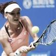 "Una Radwanska ""on fire"" se cita con Wozniacki en el torneo de Wuhan"