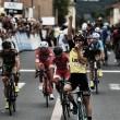 Tres corredores expulsados de la concentración de LottoNL-Jumbo en Girona