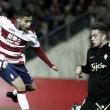 Juan Rodríguez dejó buenas sensaciones ante el Granada