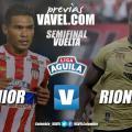 Previa Junior vs Rionegro Águilas: los del oriente antioqueño van por la épica en la 'arenosa'